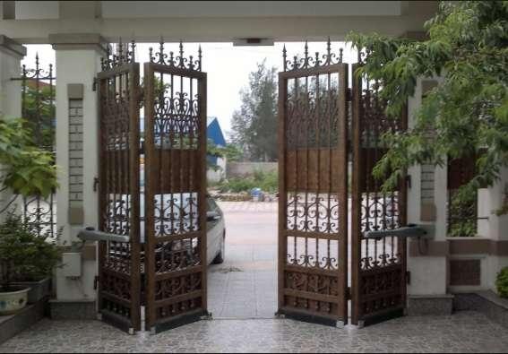 Nên chọn loại cổng tự động nào?