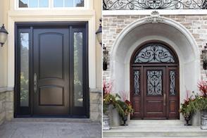 Chọn loại cửa chính nào cho ngôi nhà thêm đẹp xinh hoàn hảo?