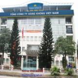 Công trình cửa tự động Vietnam airline