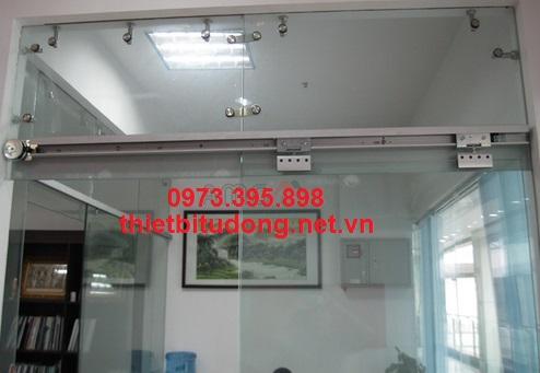 Cửa bán tự động Hàn Quốc