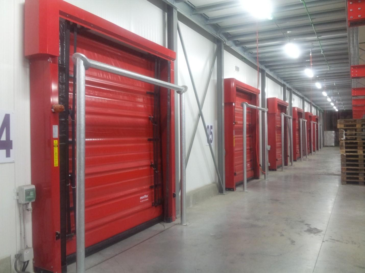 Cửa cuốn siêu tốc- 3 loại cửa cuốn tốc độ cao được ưu chuộng nhất