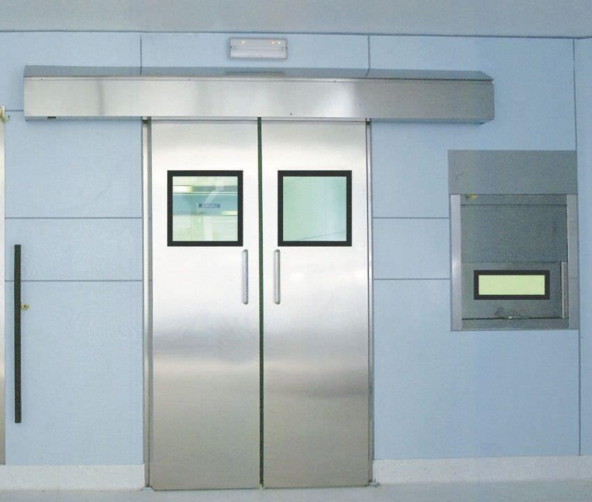 Cửa tự động bệnh viện Siemens