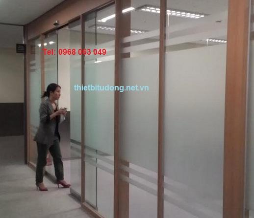 Cửa tự động Hàn Quốc cao cấp
