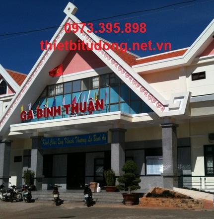 Cửa tự động tại Bình Thuận