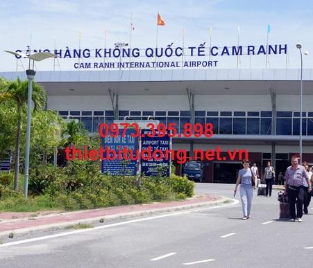 Cửa tự động tại Khánh Hòa