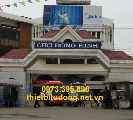 Cửa tự động tại Lạng Sơn