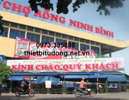Cửa tự động tại Ninh Bình