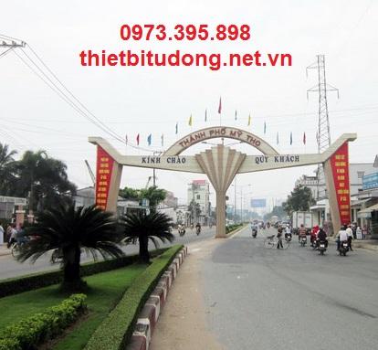 Cửa tự động tại Tiền Giang