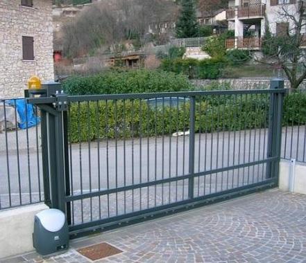 Lắp đặt cổng tự động tại Biên Hòa