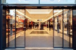 Lắp đặt cửa tự động cho các siêu thị mini