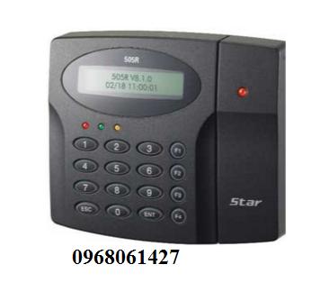 Máy chấm công thẻ cảm ứng IDTeck LX505