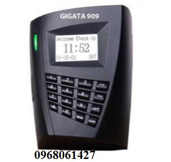 máy chấm công thẻ GIGATA 909
