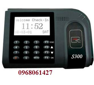 Máy chấm công thẻ từ RONALD JACK S -300