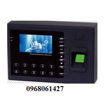 Máy chấm công vân tay thẻ cảm ứng ZK SOFTWARE B3-C