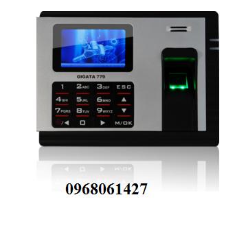 Máy chấm công vân tay và thẻ cảm ứng Ronald Jack R130