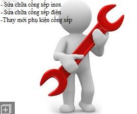 Sửa chữa cổng xếp tự động tại Đồng Nai