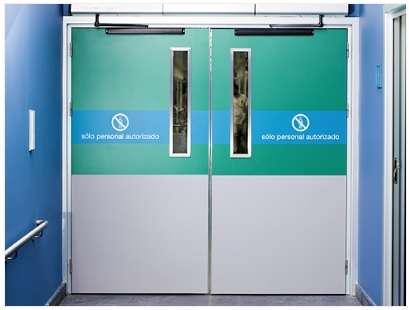 Cửa mở tự động Panel