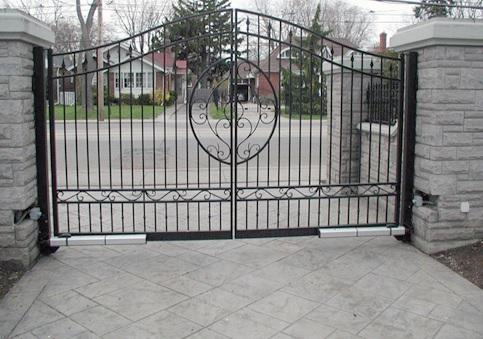 Lắp đặt cổng tự động uy tín tại Đồng Nai