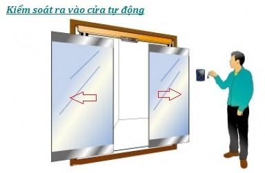 3 thiết bị kiểm soát cửa ra vào tự động phổ biến dành cho bạn