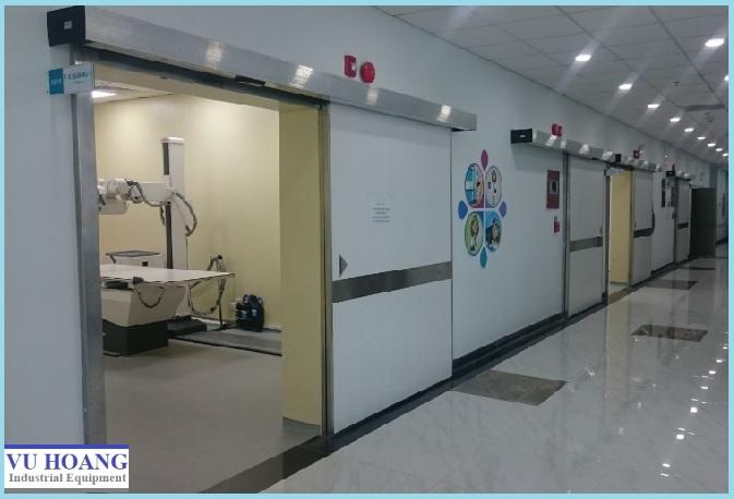 Các Loại Cửa Tự Động Dành Cho Bệnh Viện | Cửa Tự Động Bệnh Viện