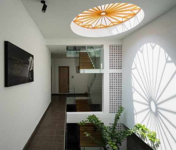 Cách lấy sáng từ mái nhà hiệu quả, thẩm mỹ nhất hiện nay