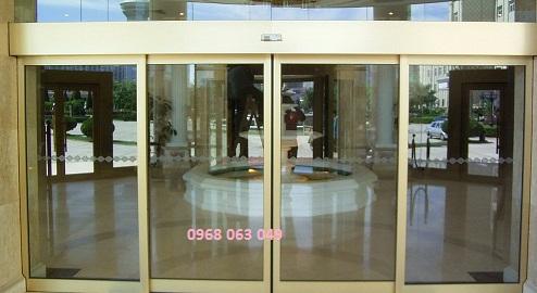 Chuyên cung cấp và sửa chữa cửa tự động