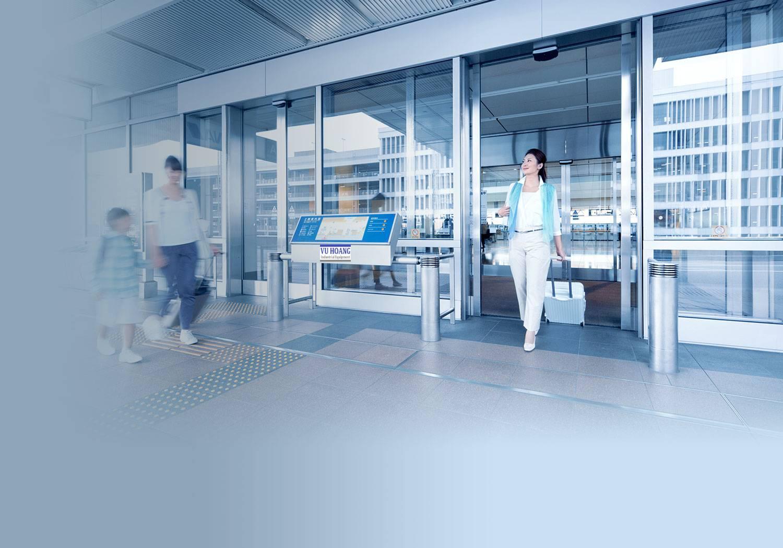Chuyên lắp đặt cửa tự động Nhật Bản tại Đồng Nai giá rẻ, uy tín