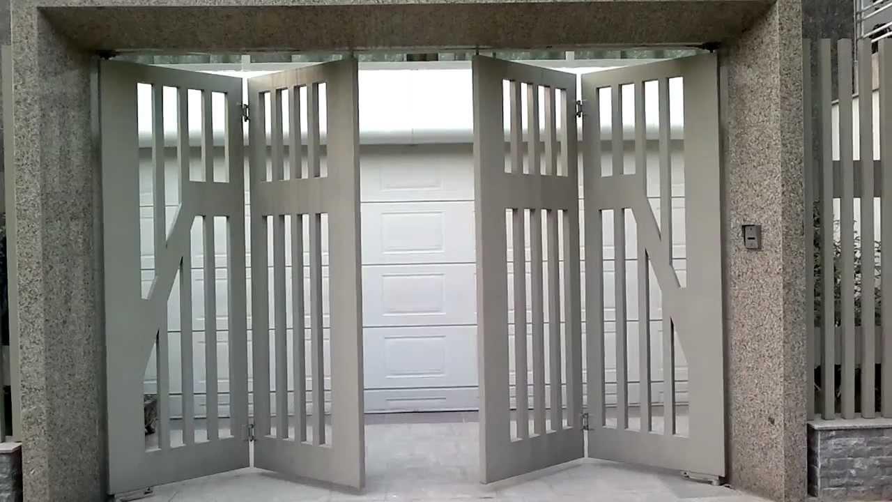Có nên sử dụng cổng tự động âm sàn cho nhà bạn