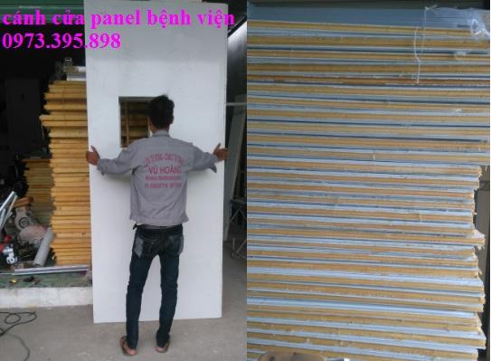 Công trình lắp đặt cửa tự động bệnh viện tại Lâm Đồng