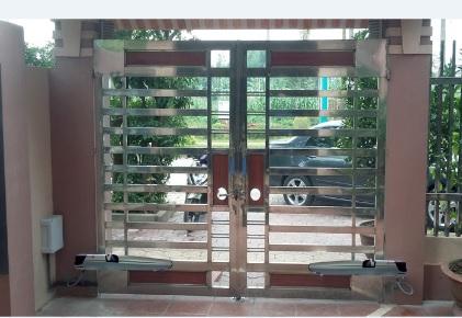 cổng tự động- niềm tin cho mọi công trình