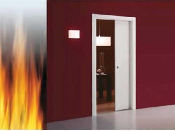 Cửa thép chống cháy bọc chì