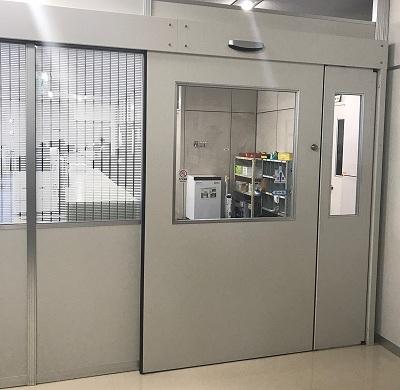 Cửa chì cho phòng X-Quang