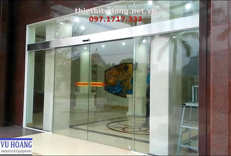 Cửa kính tự động Đức, Nhật, Hàn, Ý rẻ nhất, hàng chính hãng