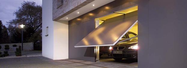 Cửa nâng garage – thiết bị đảm bảo an toàn tuyệt đối