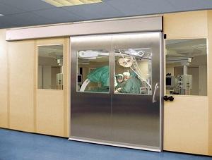 Cửa tự động bệnh viện và các loại thường được sử dụng