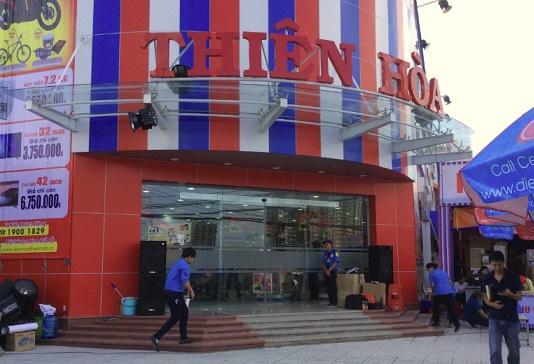 Cửa tự động có mặt tại các trung tâm thương mại