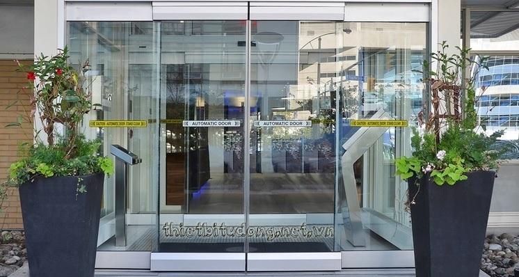 Cửa tự động FUJI chất lượng cao tại Nhật Bản
