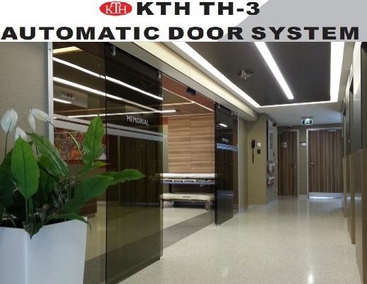 Cửa tự động KTH-TH3
