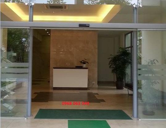 Cửa tự động Nhật Bản Teraoka
