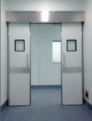 Cửa tự động phòng sạch giải pháp hàng đầu cho bệnh viện