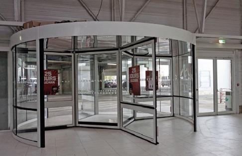 Cửa tự động Siemens thể hiện đẳng cấp việt