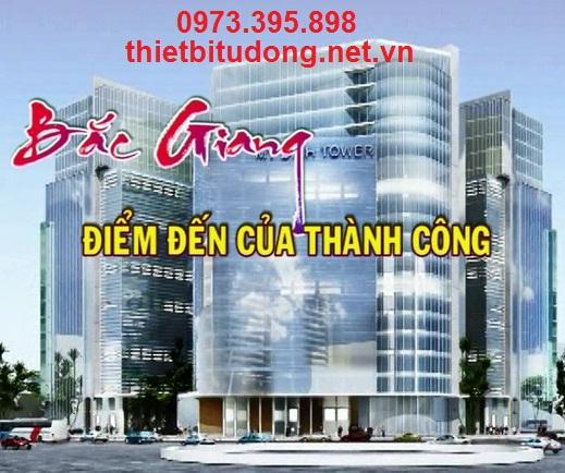 Cửa tự động tại Bắc Giang