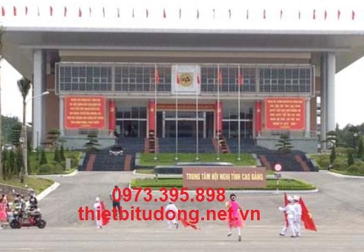 Cửa tự động tại Cao Bằng