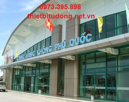 Cửa tự động tại Kiên Giang