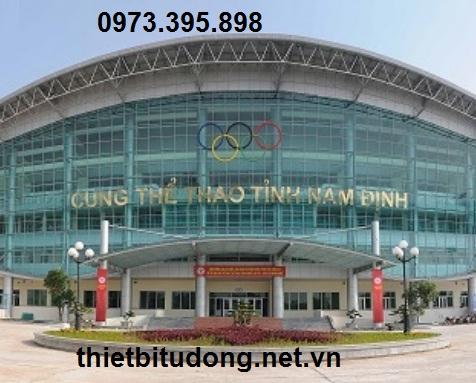 Cửa tự động tại Nam Định