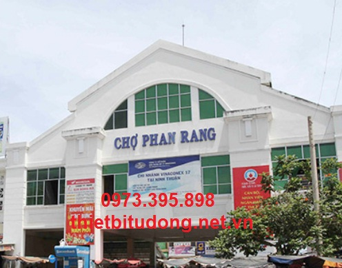 Cửa tự động tại Ninh Thuận