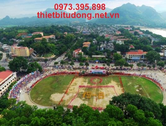 Cửa tự động tại Tuyên Quang