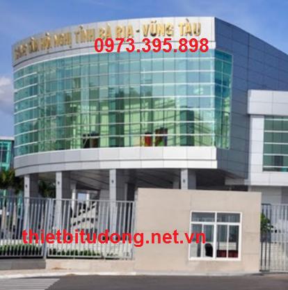 Cửa tự động Việt nam tại Vũng Tàu