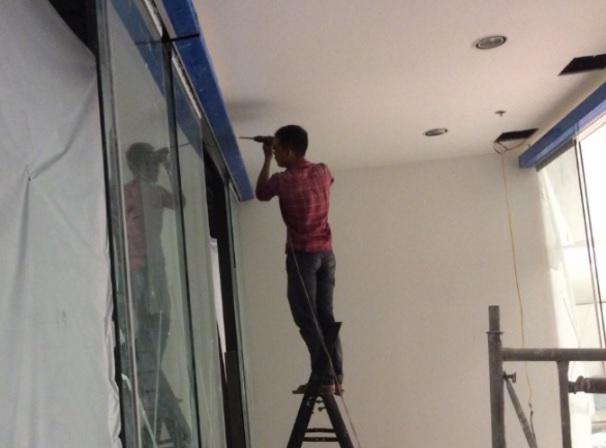 Dịch vụ sửa cửa tự động chuyên nghiệp