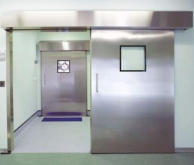 Độ an toàn của cửa chì phòng X-Quang